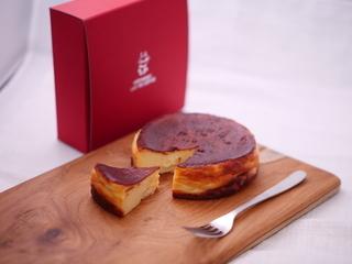 パティスリー レ・ド・シェーブル チーズケーキ